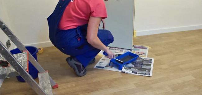 Deuren schilderen prijzen 2018 overzicht for Wat kost een huis schilderen